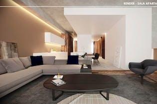 Proyecto nuevo en Balcony 76 Engawa, Apartamentos nuevos en Rosales con 2 habitaciones