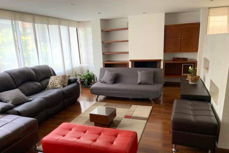 Portada Apartamento en venta en Rincón del Chicó de tres habitaciones