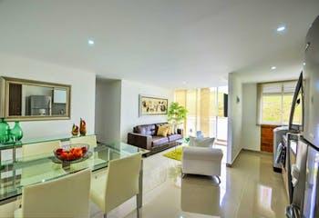 Vivenza, Apartamentos en venta en Machado de 50-67m²