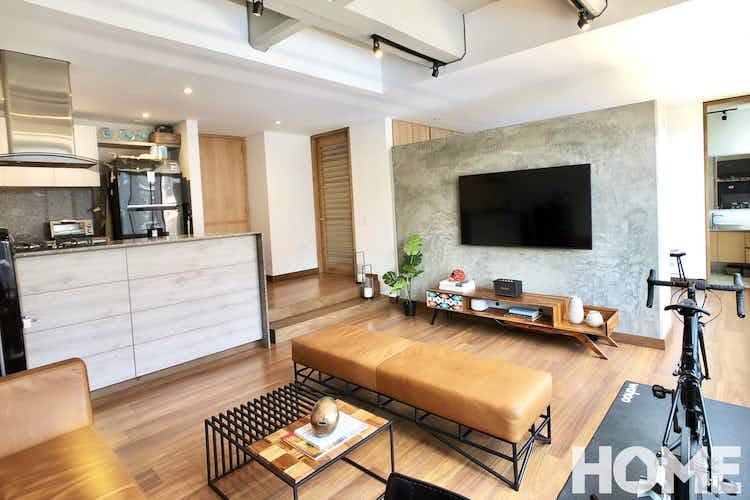 Portada Apartamento en venta en Chicó Reservado, de 62mtrs2