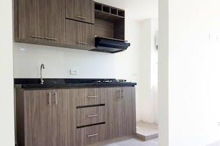 Apartamento en venta en Bello, 52m² con Bbq...