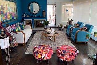Apartamento en venta en La Carolina Usaquén de 3 hab.
