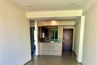 Departamento en venta de 74 m2 en Álamos con 2 recámaras