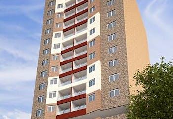 Bellmonte, Apartamentos en venta en Obrero 65m²