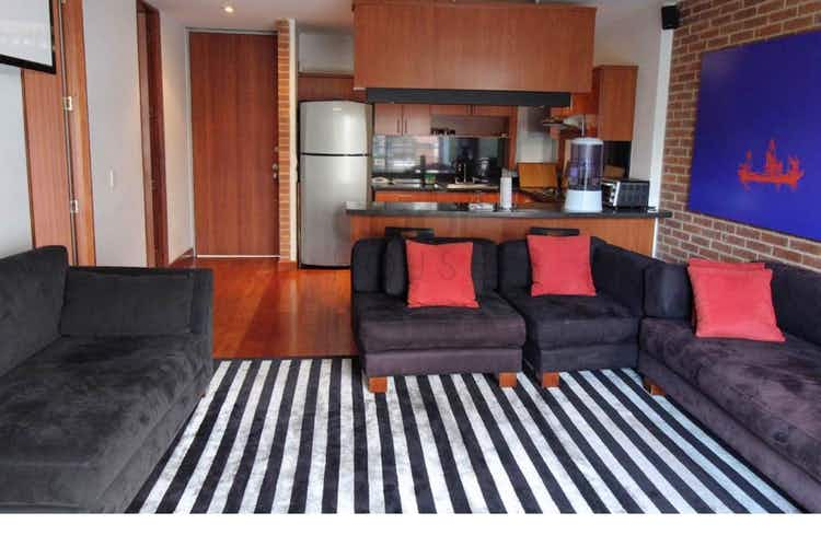 Portada Apartamento en venta en Chicó de  1 habitacion