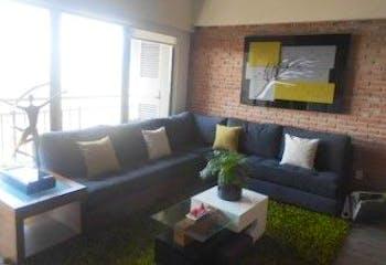 Departamento en venta en Lomas de Santa Fe, 135mt