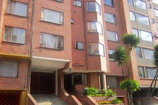 Apartamento en venta en Barrio Chapinero de 2 habitaciones
