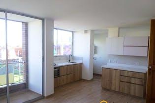 Apartamento en venta en Laureles 72m²