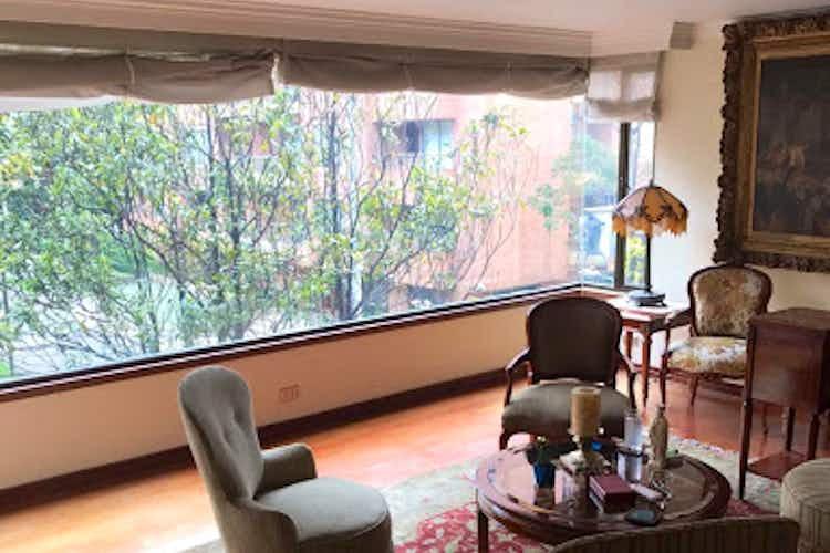 Portada Apartamento en venta en El Nogal, de 192mtrs2