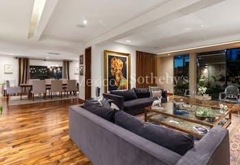 Casa en venta en Lomas de Chapultepec, de 280mtrs2