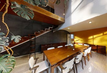 Casa en venta en Barrio Santa Catarina de 5 recámaras