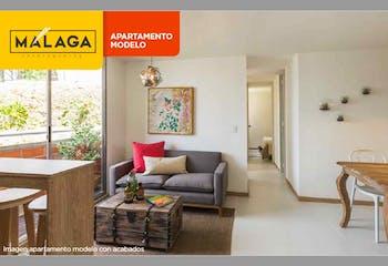 Proyecto nuevo en Málaga, Apartamentos nuevos en Pajarito con 3 habitaciones