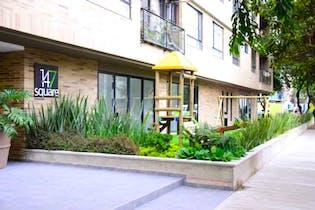 147 Square, Apartamentos en venta en Caobos Salazar de 1-3 hab.