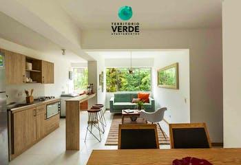 Vivienda nueva, Territorio Verde, Apartamentos nuevos en venta en La María con 3 hab.