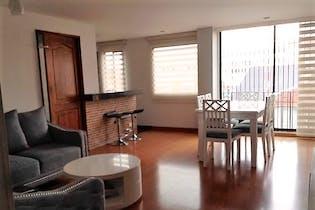 Apartamento en venta en Santa Barbara de 3 hab.