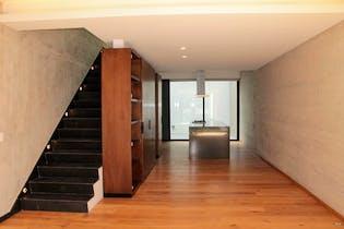 Casa en venta en Condesa, 277mt de tres niveles