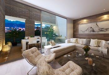 Vivienda nueva, Praga Livings, Apartamentos nuevos en venta en Zúñiga con 3 hab.