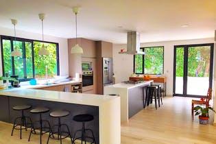 Casa en venta en Contadero, 346mt con terraza