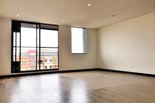 Apartamento en venta en Caobos Salazar de 3 alcoba