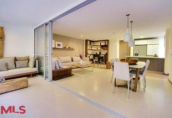 Apartamento en Otra Parte, Envigado - tres habitaciones