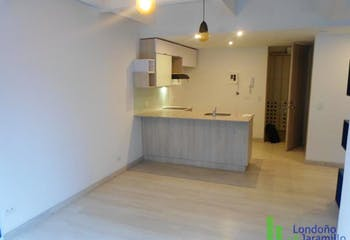 Apartamento en venta en Loma de los Bernal de dos habitaciones