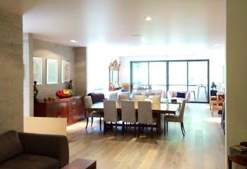 Departamento en venta en Lomas De Tecamachalco, 340mt con terraza