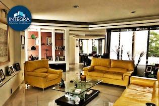 Casa en condominio en venta en Satelite, 457mt de tres niveles