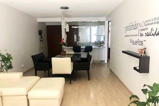 Departamento en venta en Granada, 84mt con balcon