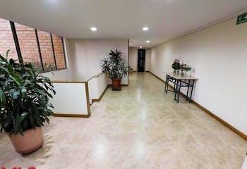 Apartamento en El Poblado-El Campestre, con 3 Habitaciones - 101.3 mt2.