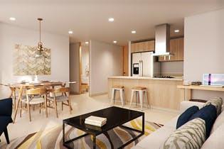Citadela Di Park, Apartamentos en venta en Lomitas de 2-3 hab.