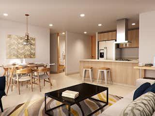 Una sala de estar llena de muebles y una mesa en Citadela Di Park