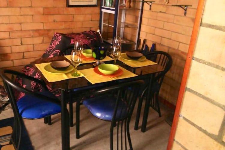 Portada Apartamento En Venta En Bogota San Antonio- 3 alcobas