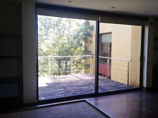 Una vista de una sala de estar desde una ventana en Casa en venta en Vereda La Balsa de 3 habitaciones