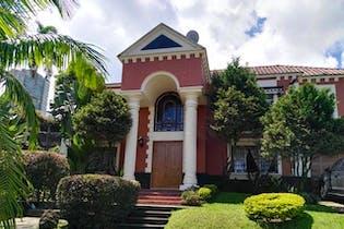 Casa en San Lucas, El Poblado, 4 Habitaciones- 432m2.