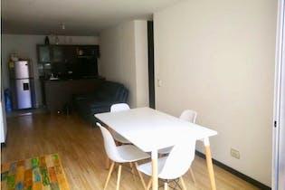 Apartamento en venta en El Poblado de 66m²