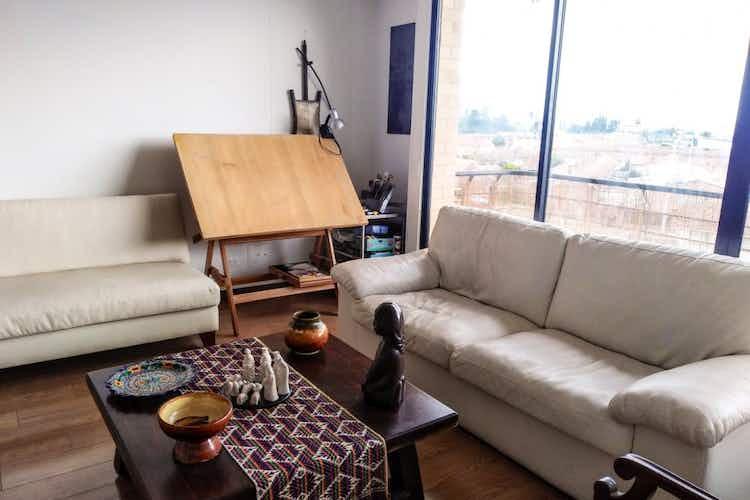 Portada Apartamento en venta en Chía de 2 habitaciones