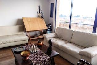 Apartamento en venta en Chia, 74m² con Gimnasio...
