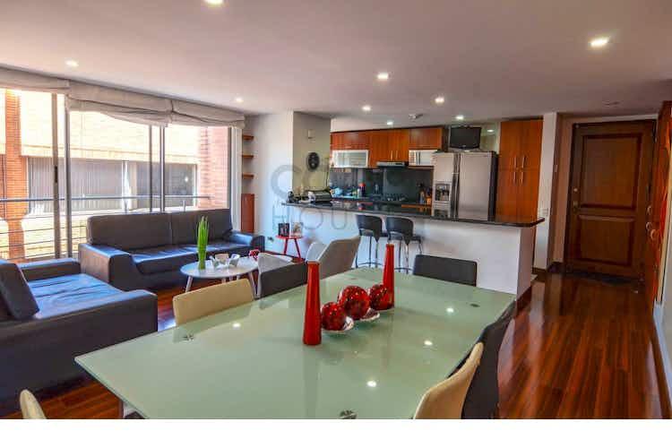 Portada Apartamento en venta en Santa Paula, de 100mtrs2