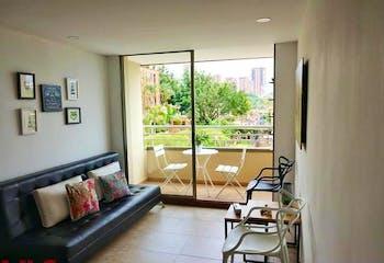 Riachuelos, Apartamento en venta en El Poblado de 67m² con Piscina...