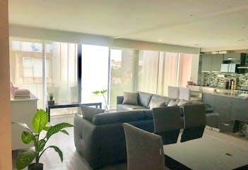 Departamento en venta Condesa, 150mt con balcon