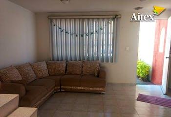Casa en venta en Sosa Texcoco, 100mt