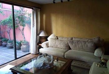 Casa en venta en  Cuajimalpa, 195mt de tres niveles