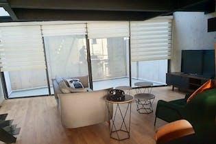 Departamento en venta en Juárez, 127mt con terraza