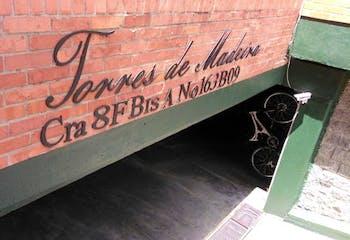 Apartamento en venta en San Cristobal Norte de 2 alcobas
