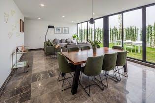 Casa en venta en San Jerónimo Aculco de 297mts, tres niveles
