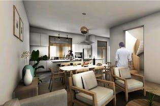 Departamento en venta en Roma, 185mt penthouse