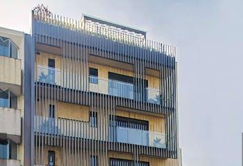 Departamento en venta en Juárez, de 105mtrs2