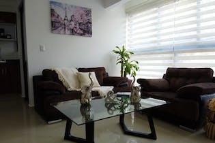 Apartamento en venta en Ajusco 66m²