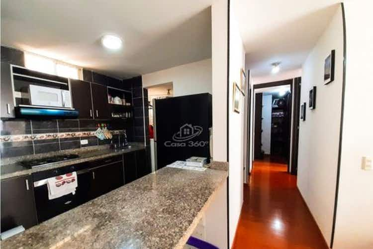 Portada Apartamento en venta en Casco Urbano Cajicá, de 57mtrs2