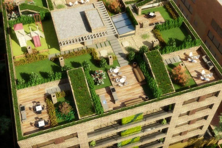 Foto 2 de Marankal Apartamentos.